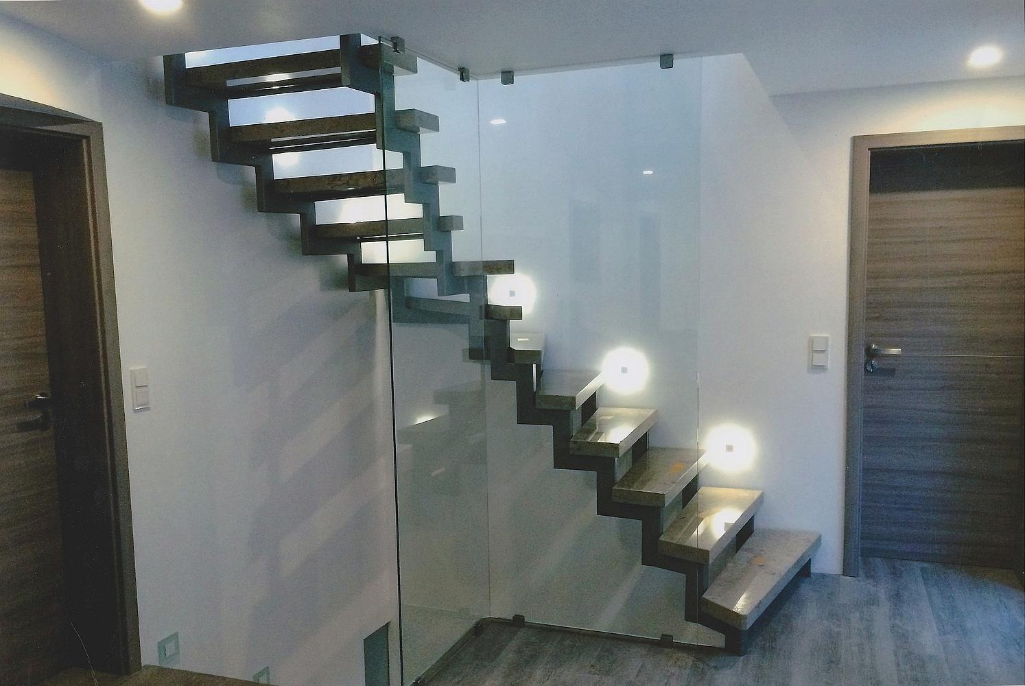Treppenstufen, Steinmetz Schwerda, Meiningen