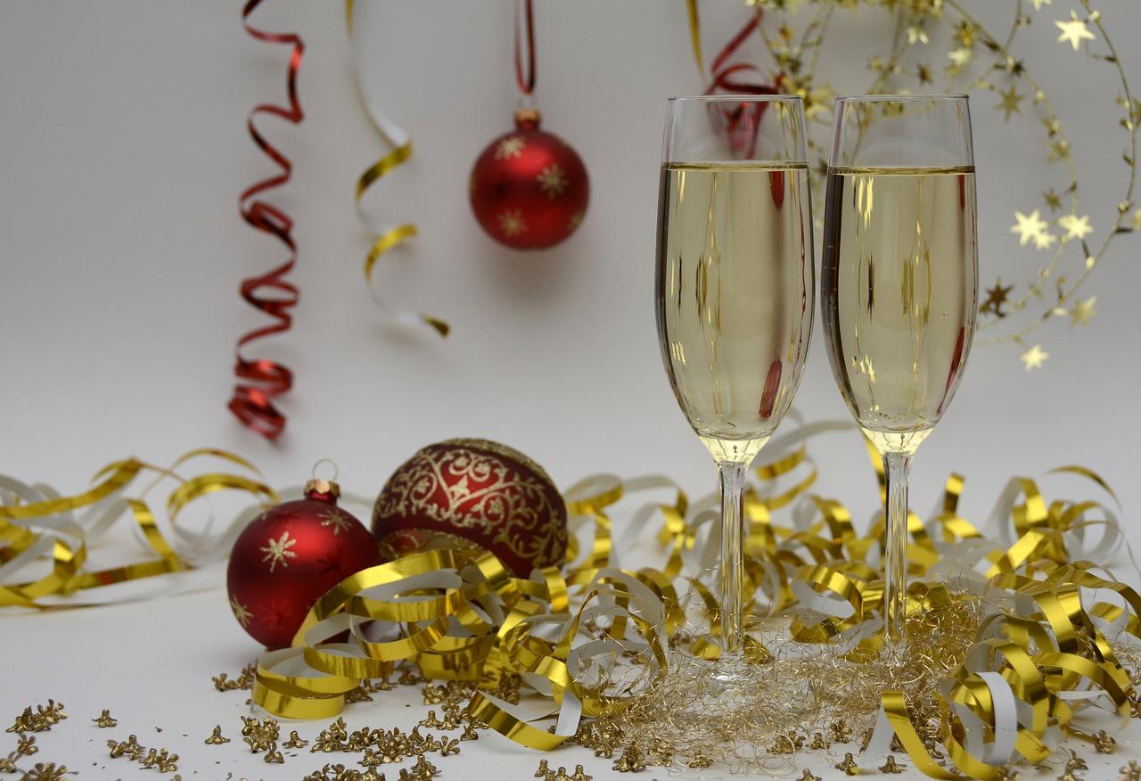 Weihnachten, Neujahr, Rutsch, 2018, Sylvester, Steinmetz Schwerda, Meiningen