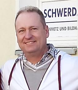 Dirk Schwerda, Steinmetz Schwerda, Meiningen, Ansprechpartner