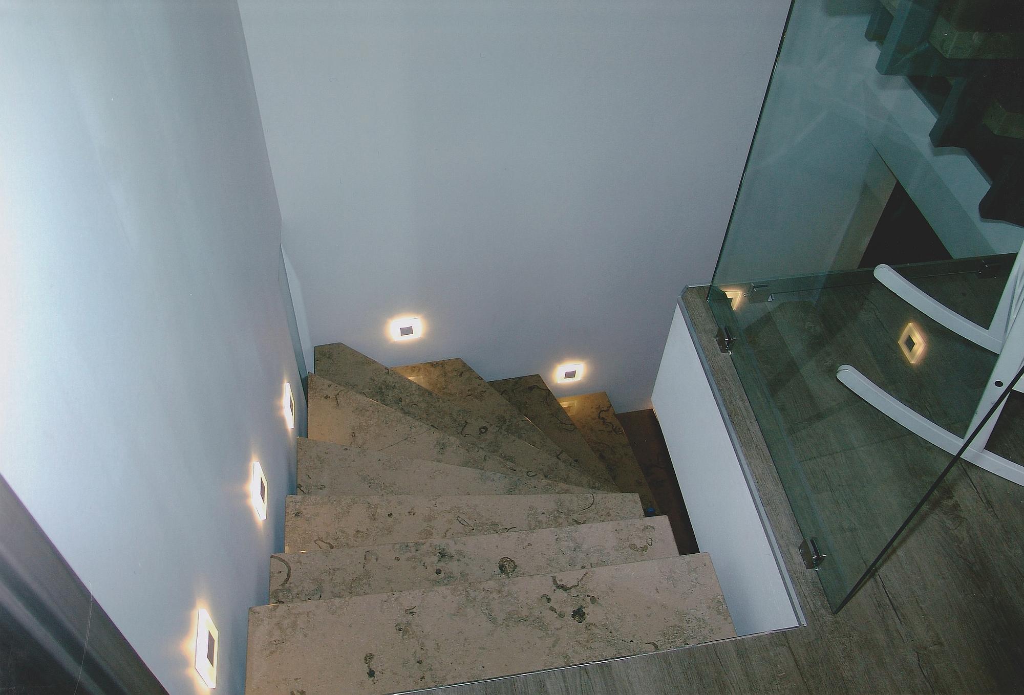 Treppenstufen, Steinmetz Schwerda